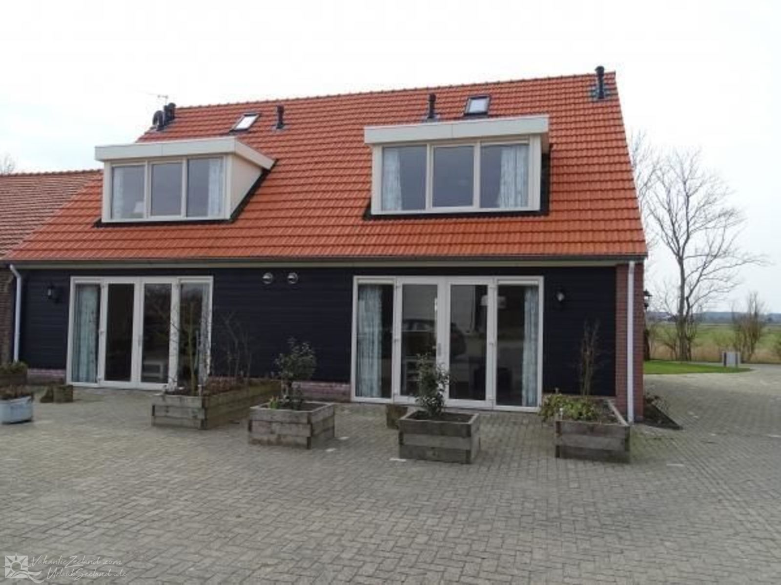 VZ532 Vakantieappartement Koudekerke-Dishoek