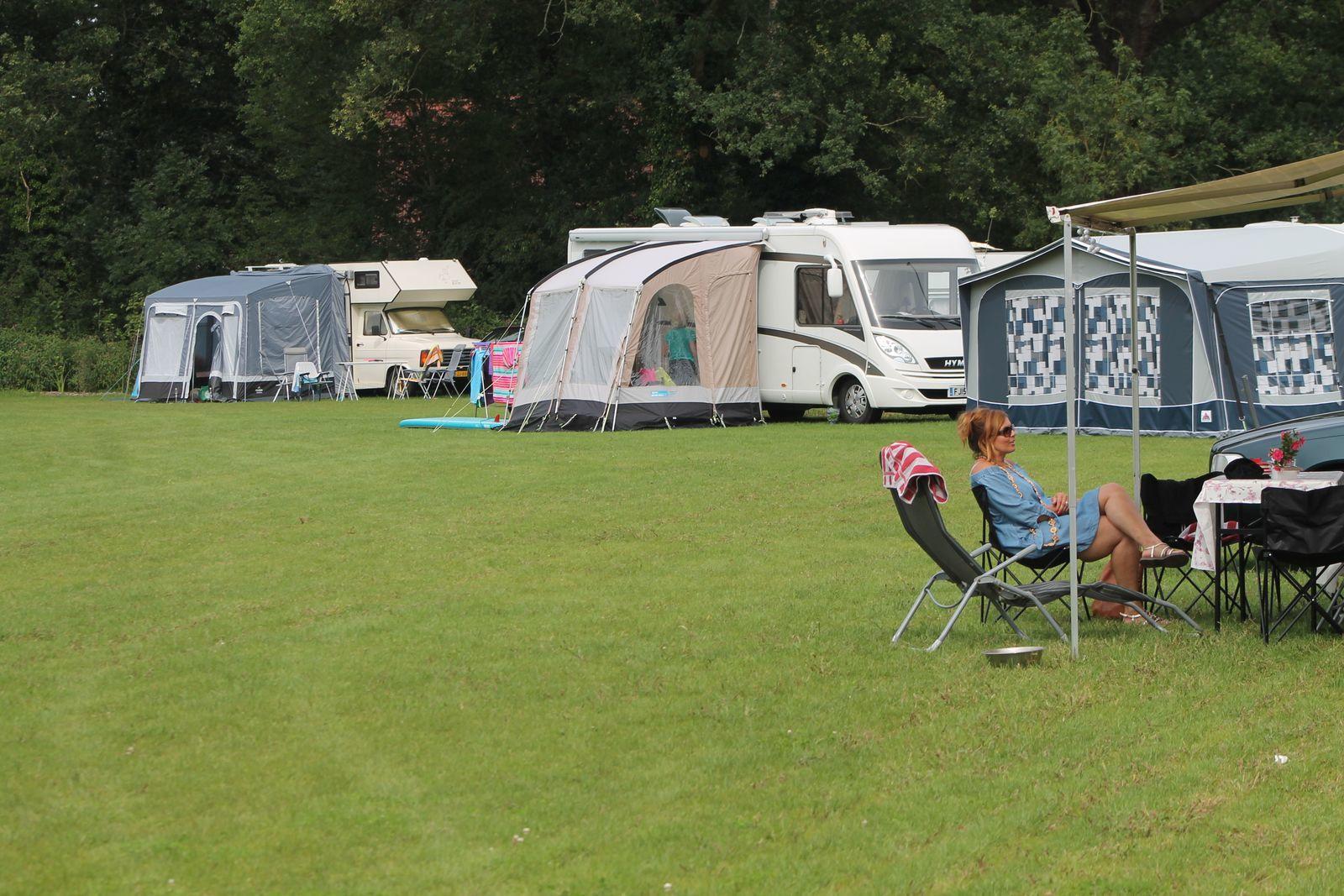 Komfort Plus Campingplatz