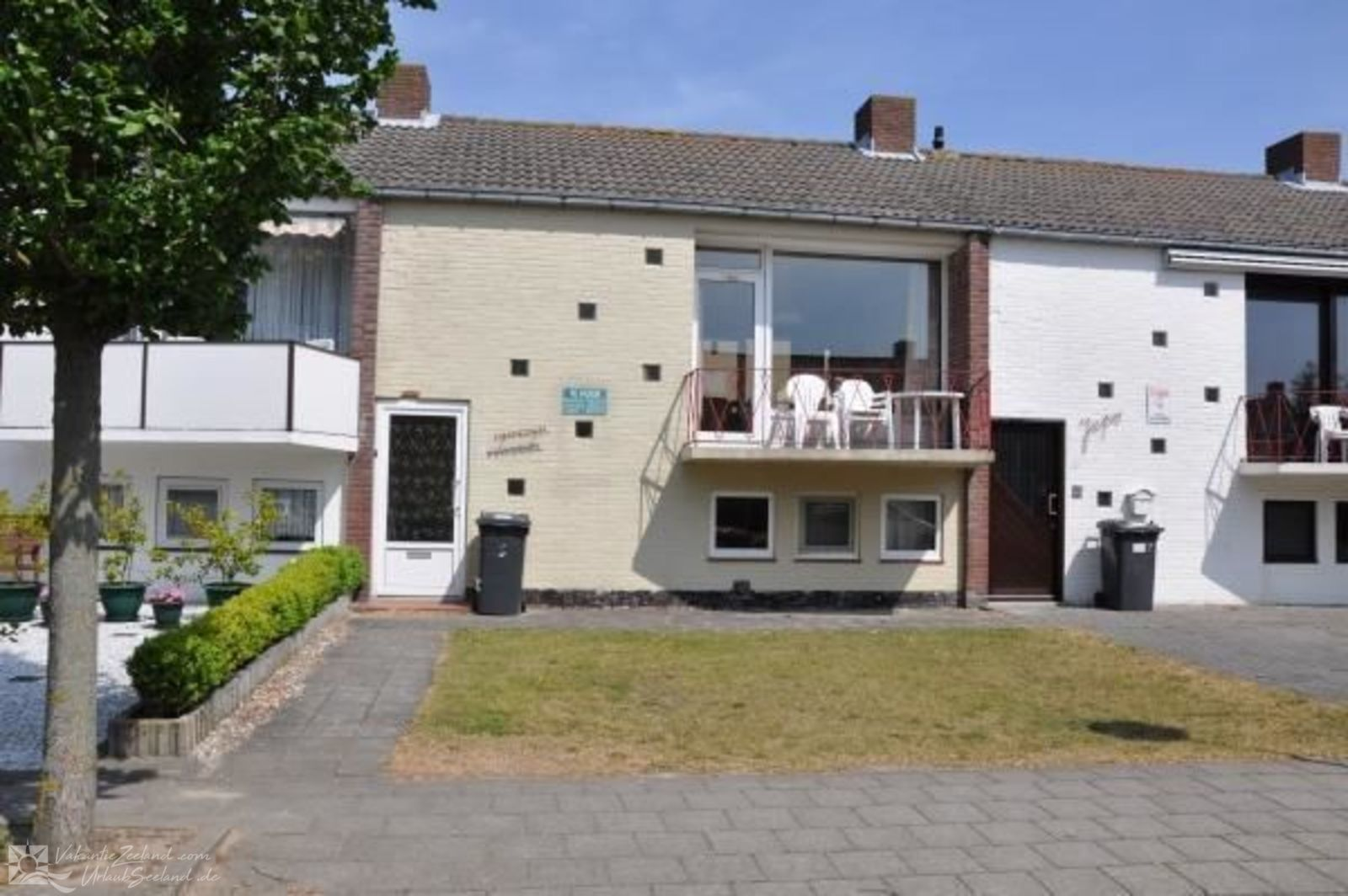 VZ575 Holiday Home Cadzand