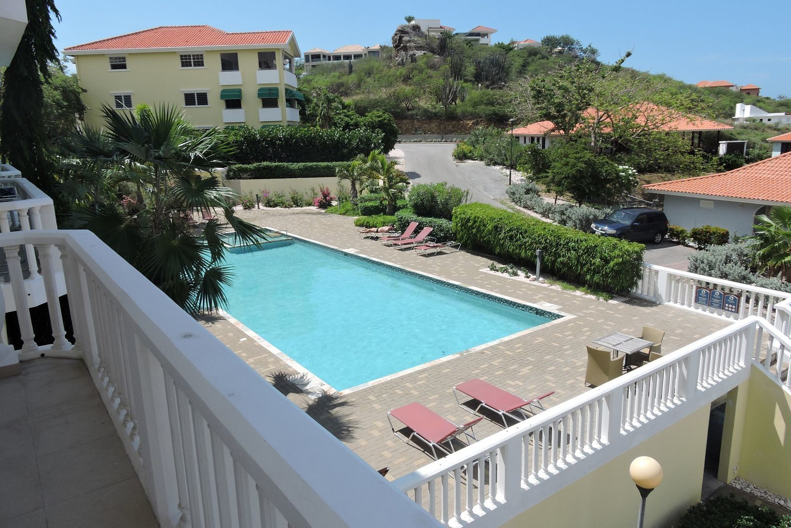 Image of Blue Bay Beach Resort - The Hill 2 bedroom apartment