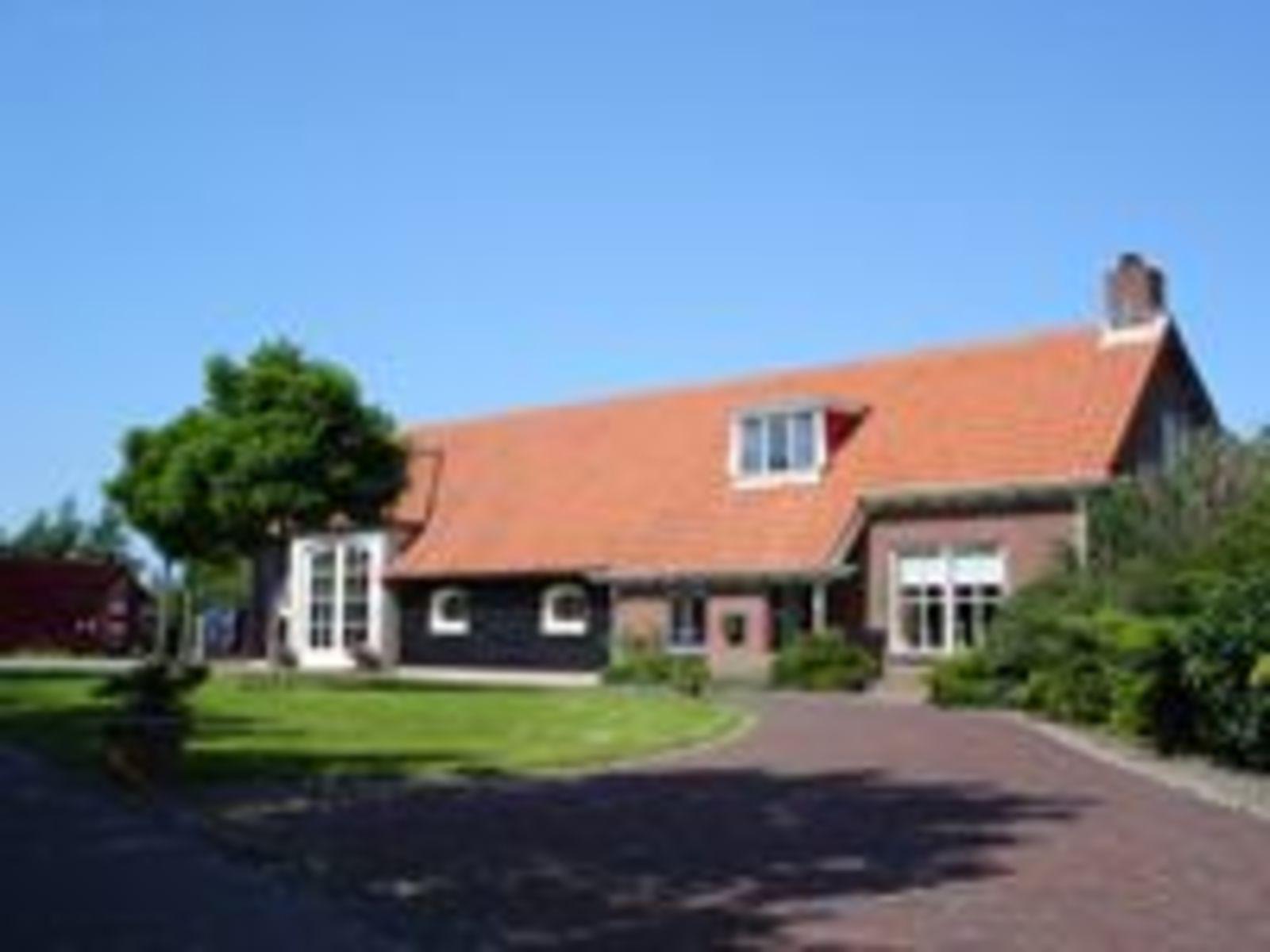 Vakantiehuis het Koetshuis