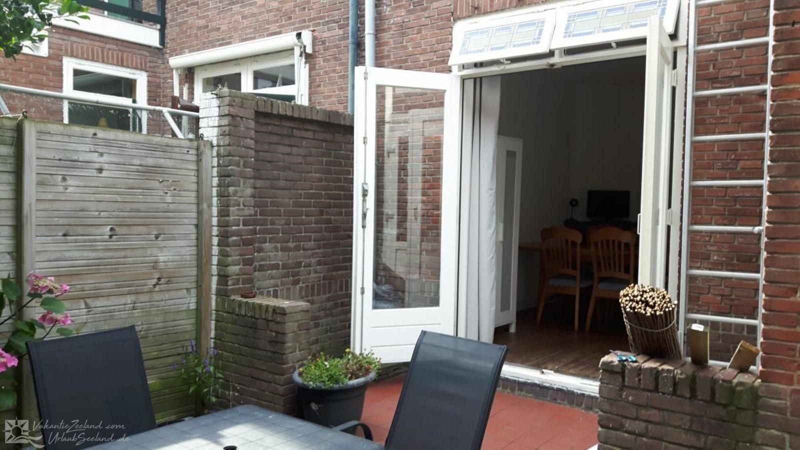 VZ592 Vakantiehuis Vlissingen
