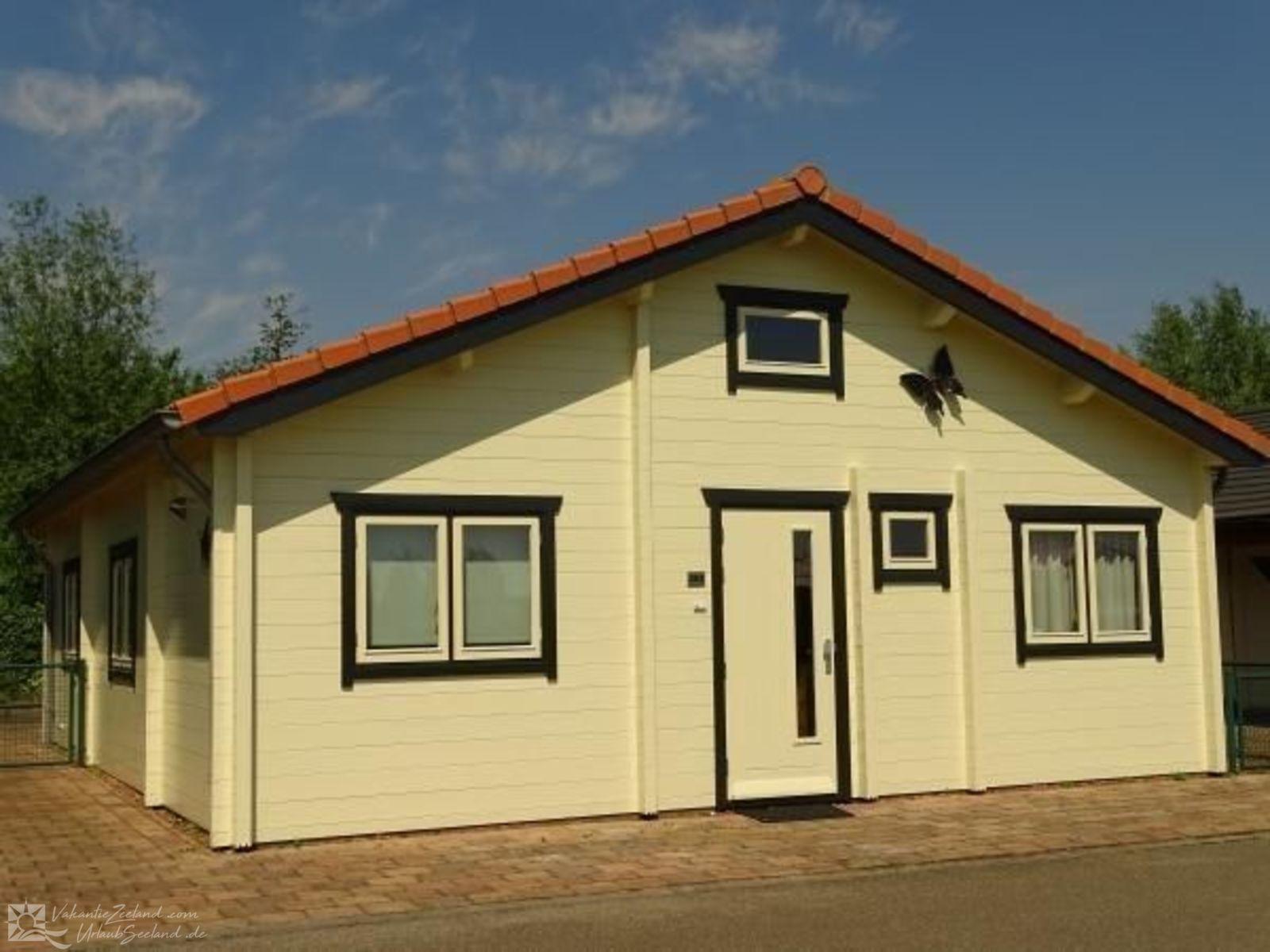 VZ496 Ferienchalet Sint-Annaland