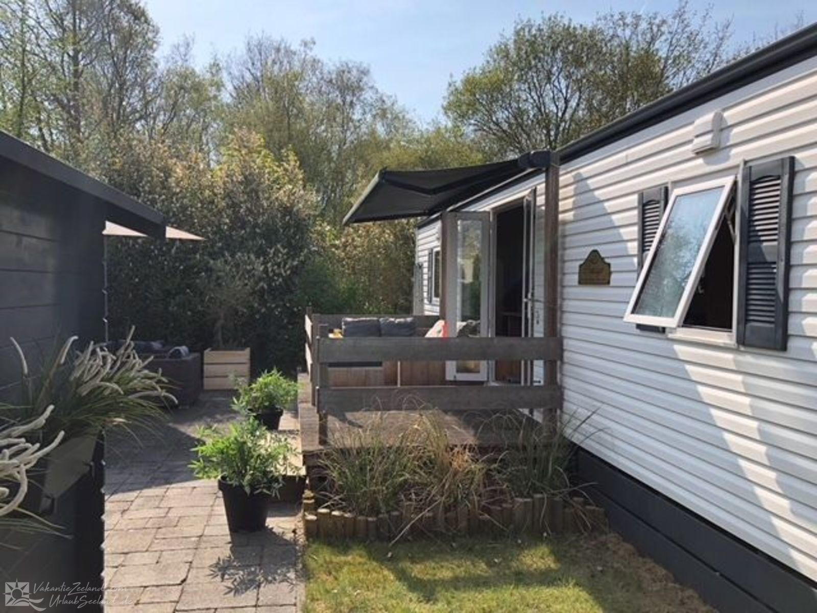 VZ713 Holiday chalet in Renesse, the Netherlands
