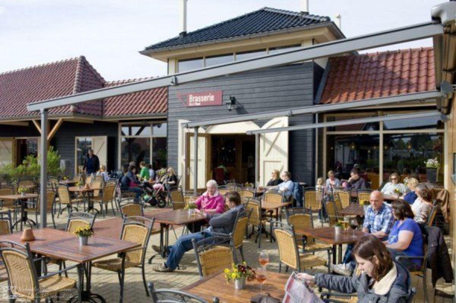 VZ713 Ferienchalet in Renesse, Niederlande