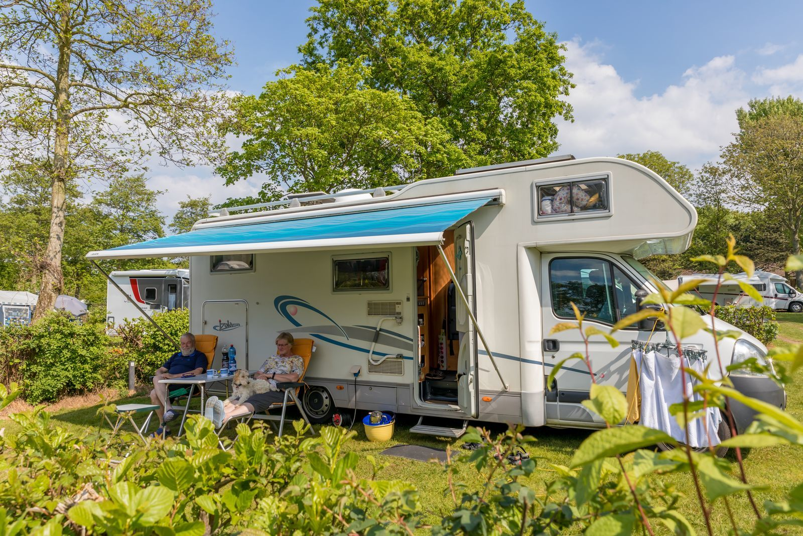 Camperplaats long stay