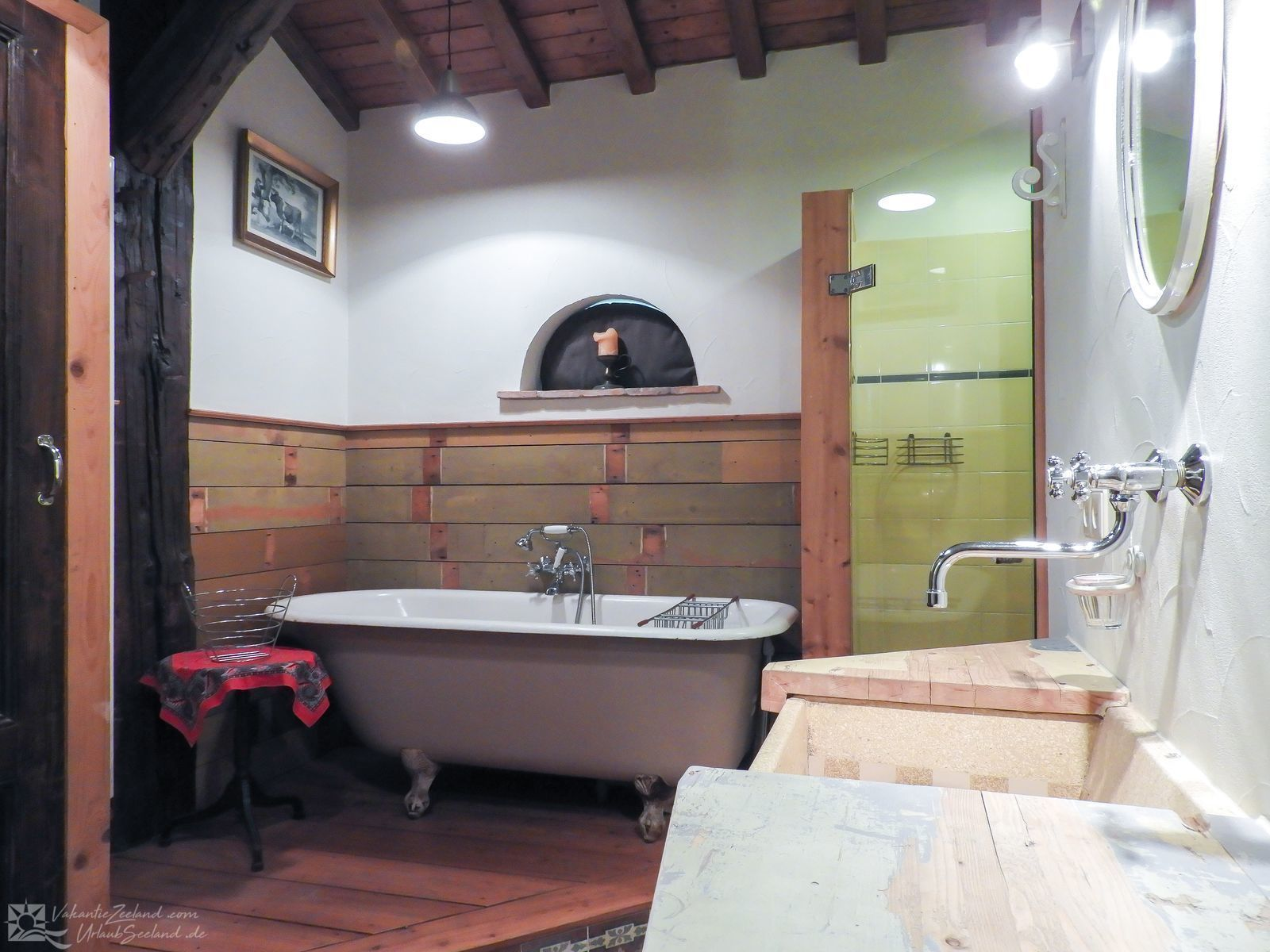 VZ089 Ferienhaus Ovezande