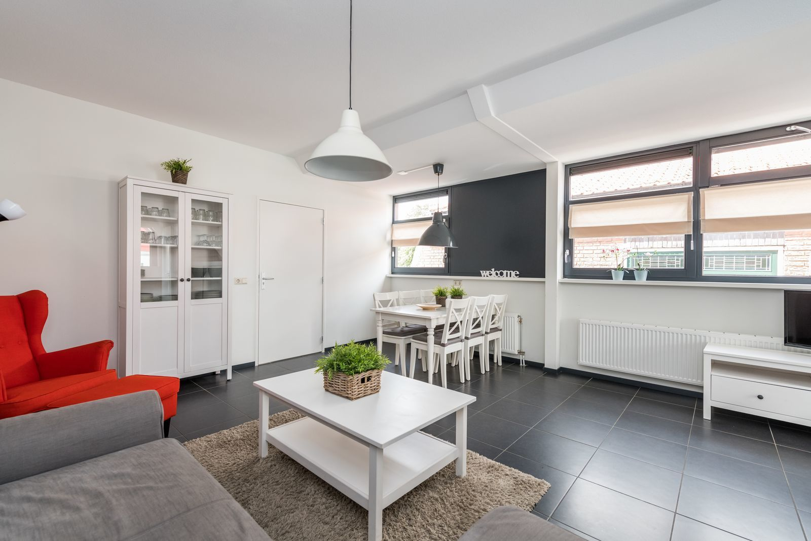 Appartement Zuid (6 personen) - Ouddorp