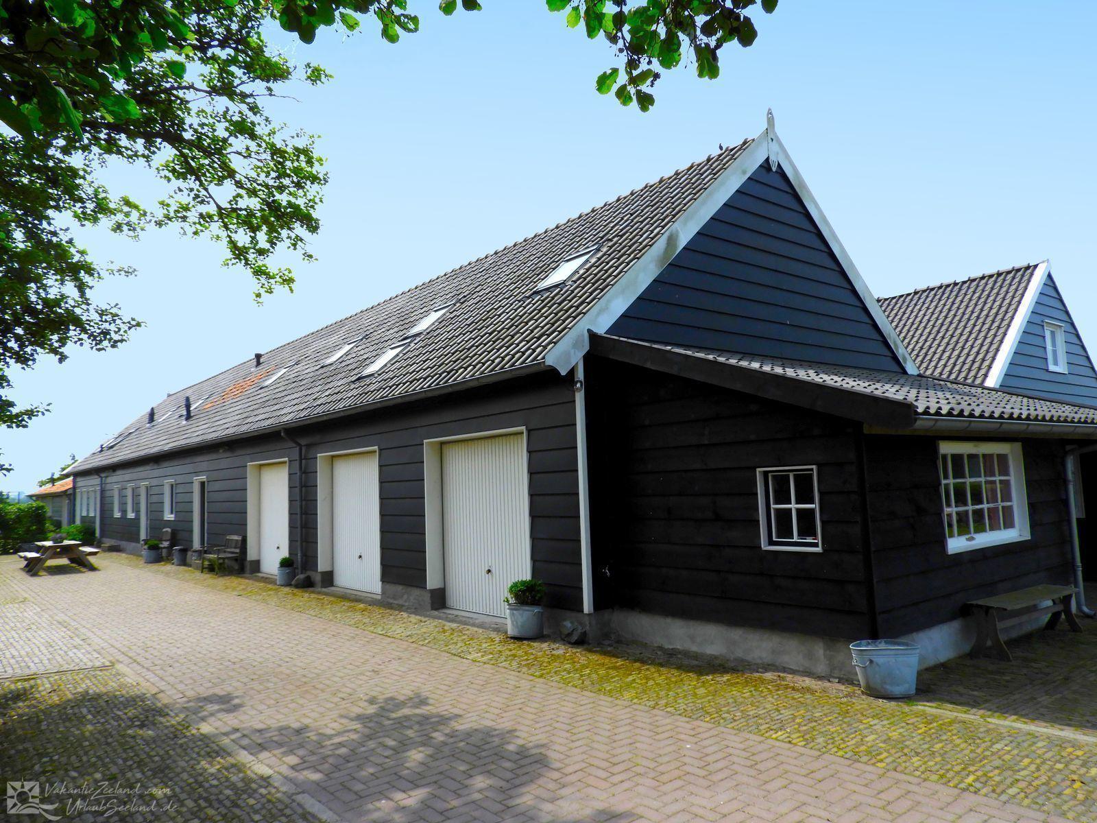 VZ038 Gruppenunterkunft in Serooskerke