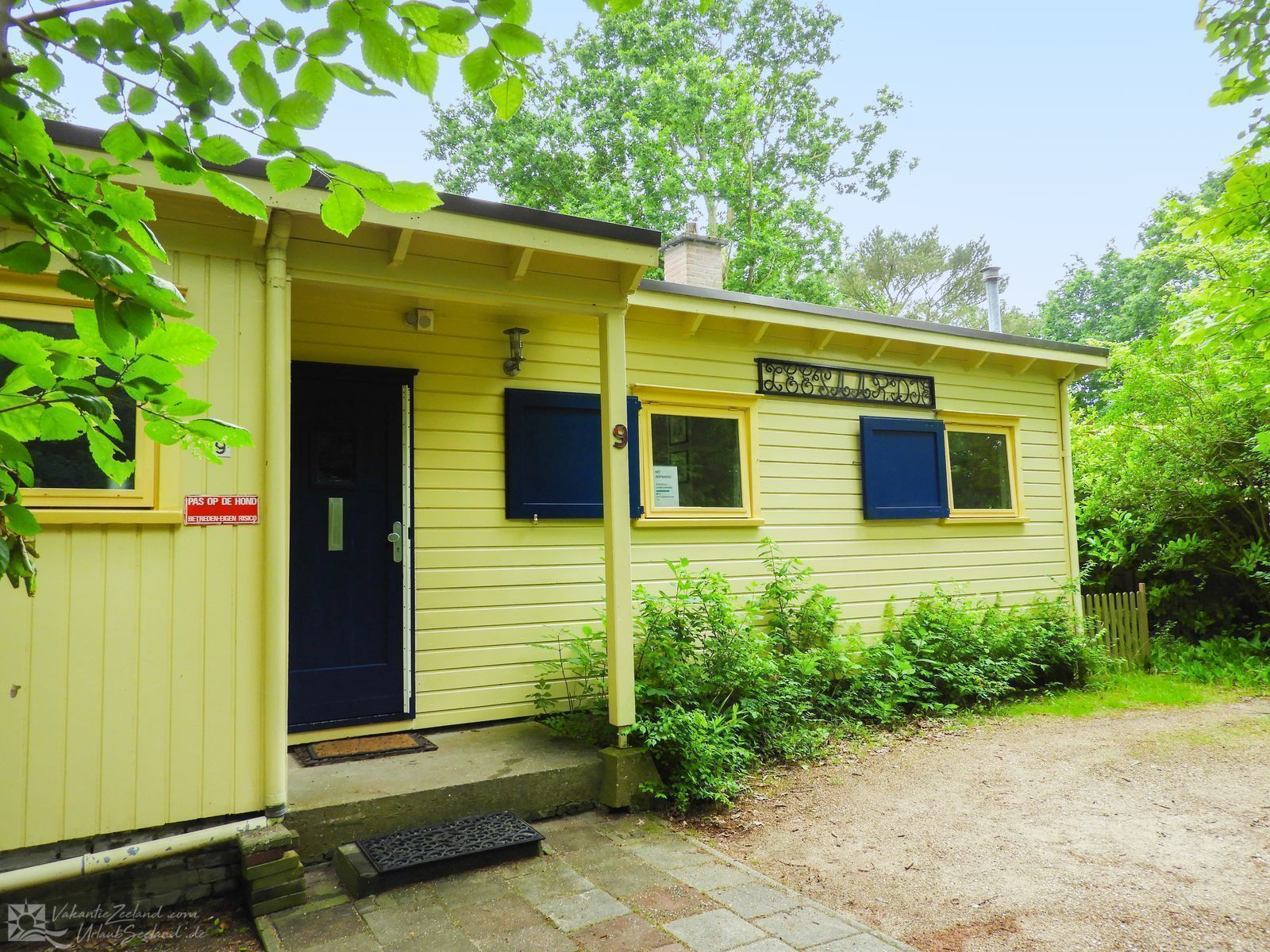 VZ345 Holiday home Burgh-Haamstede