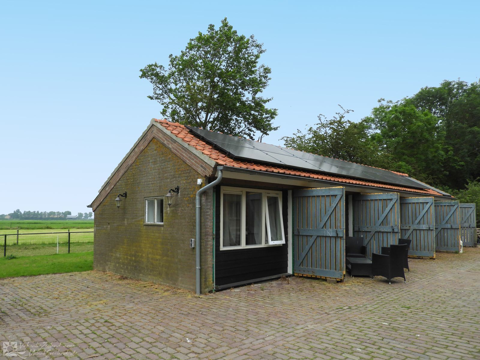 VZ494 Holiday home Grijpskerke