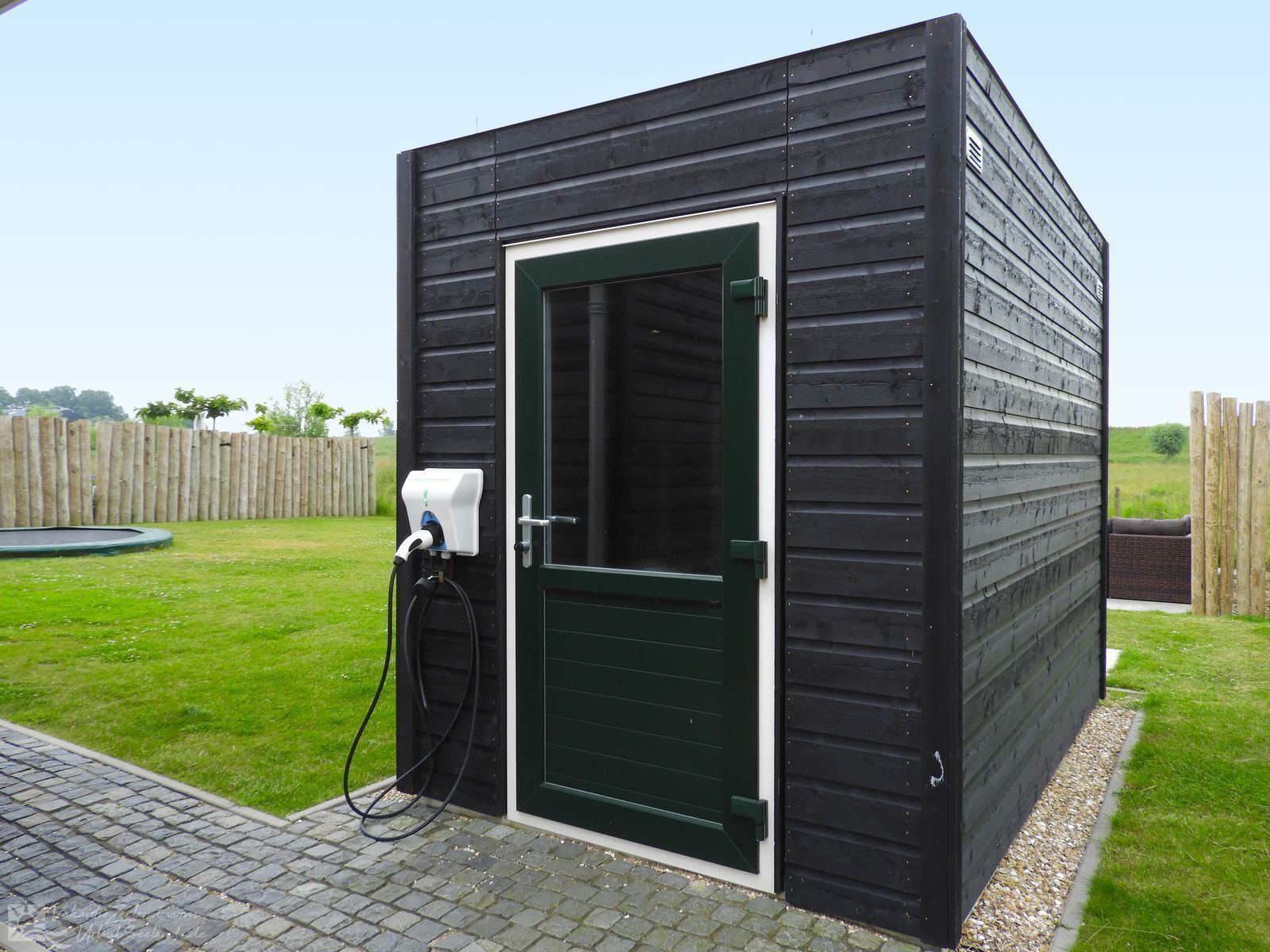 VZ502 Wellness-Ferienunterkunft in Colijnsplaat