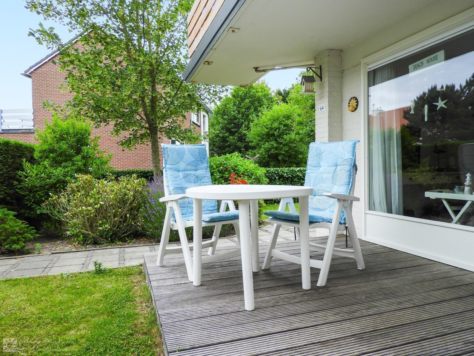 VZ420 Holiday Apartment Cadzand