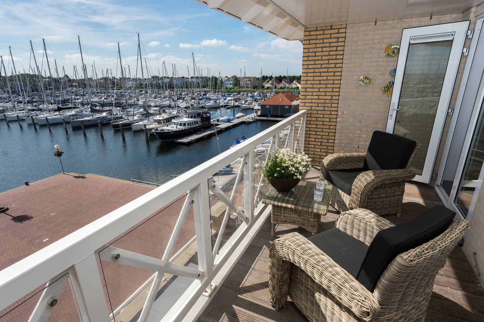 Appartement Port Zélande Marina 4 personen  - Ouddorp (5.25)