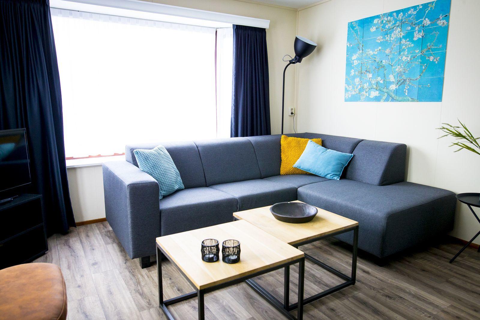 Veranda Chalet 5p. 2 slaapkamers