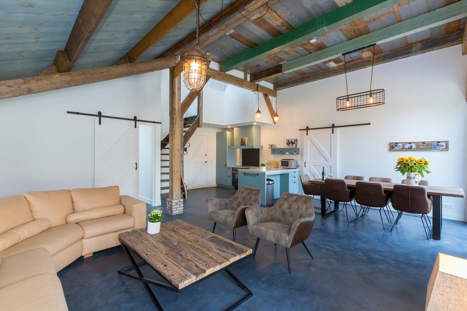 "Ferienhaus - Lepelstraat 18A | Vrouwenpolder ""'t Blauwtje"""