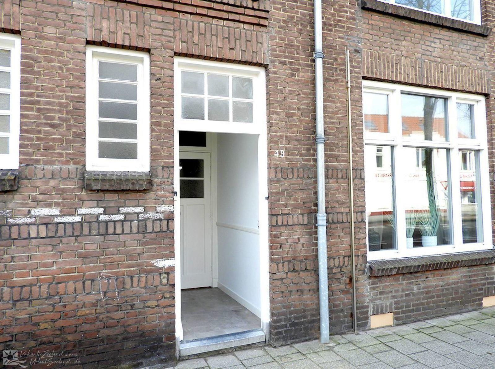 VZ717 Vakantieappartement in Vlissingen