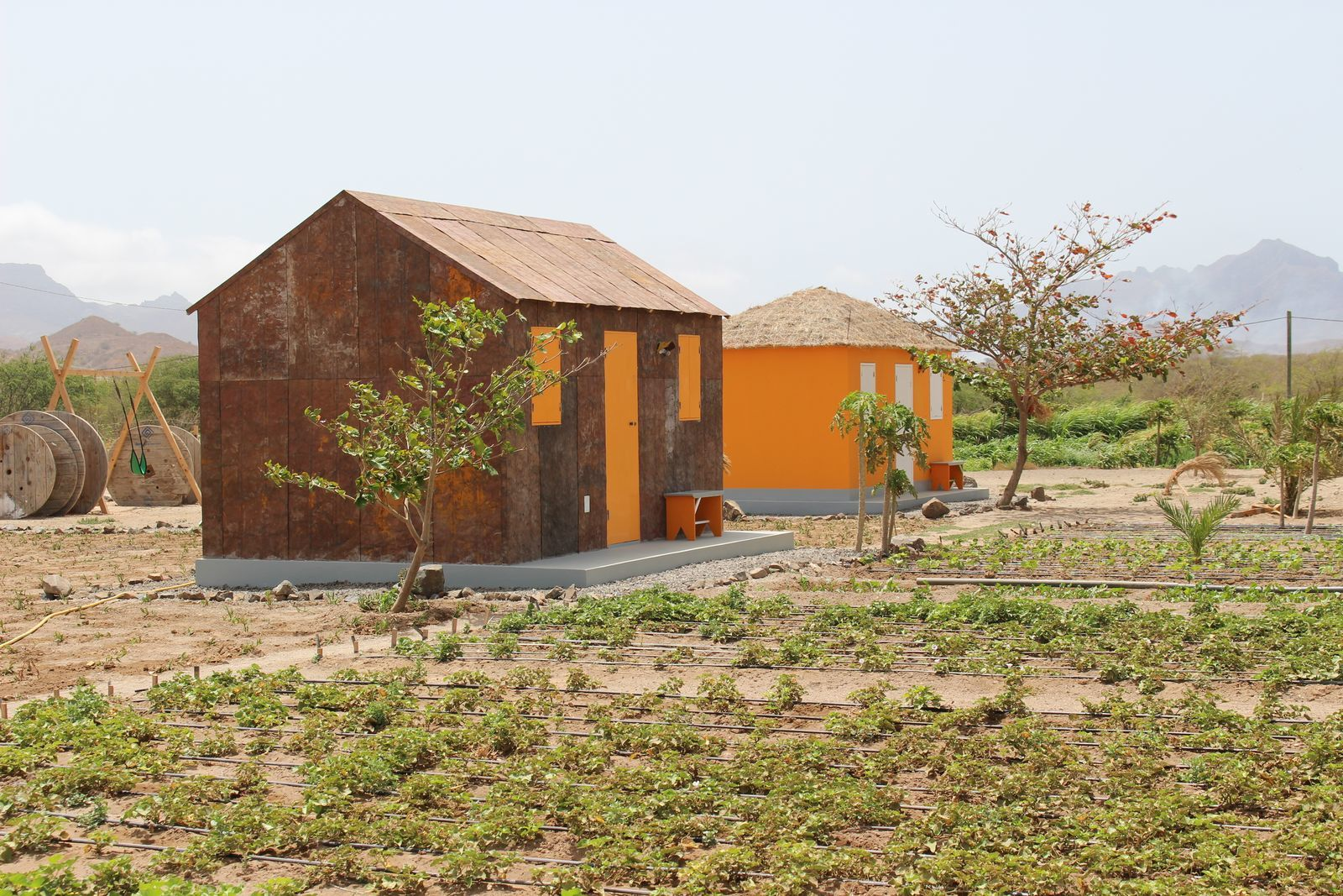 Casa Tinta Familiekamer