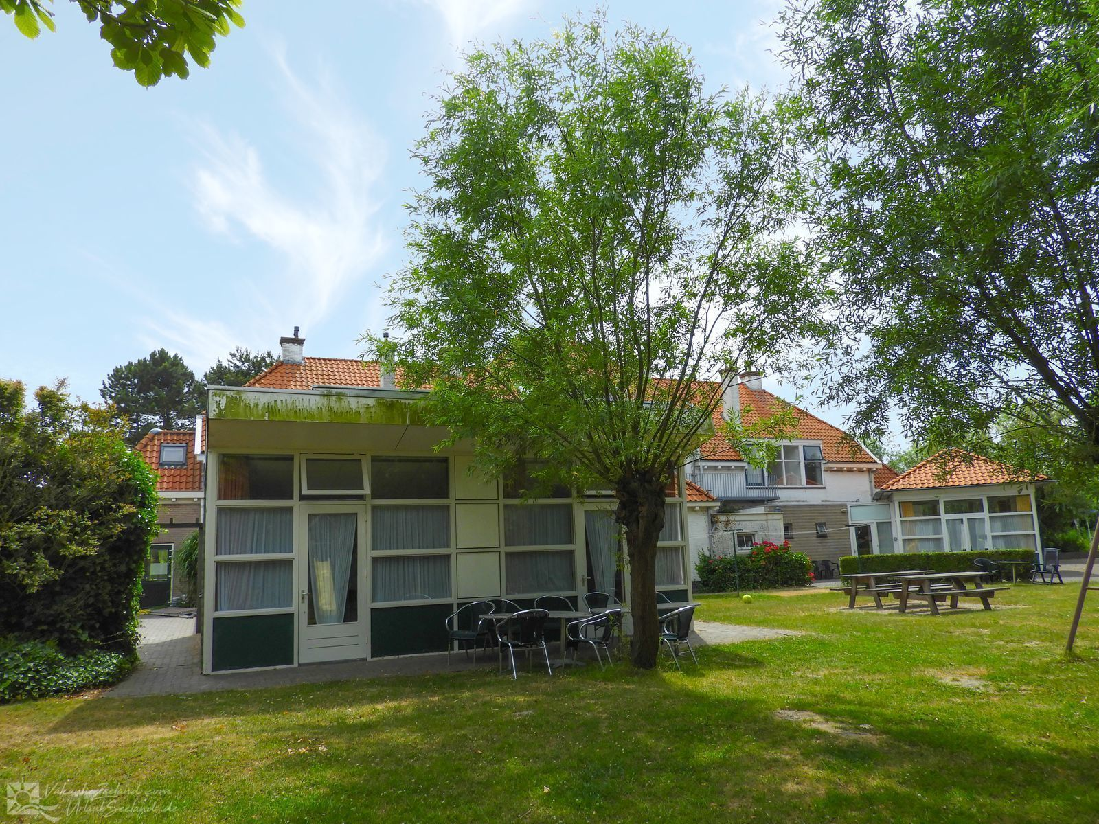 VZ130 Group accommodation Westkapelle