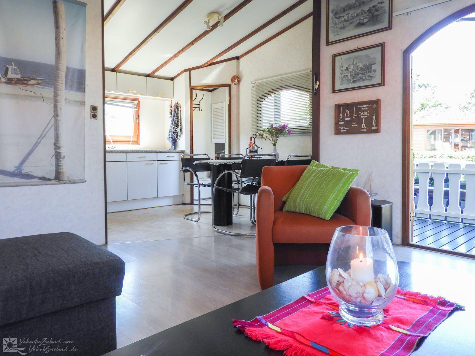 VZ359 Vakantiehuis Arnemuiden