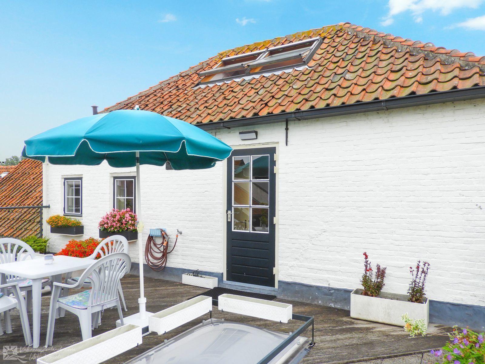 VZ230 Vakantiehuis Colijnsplaat