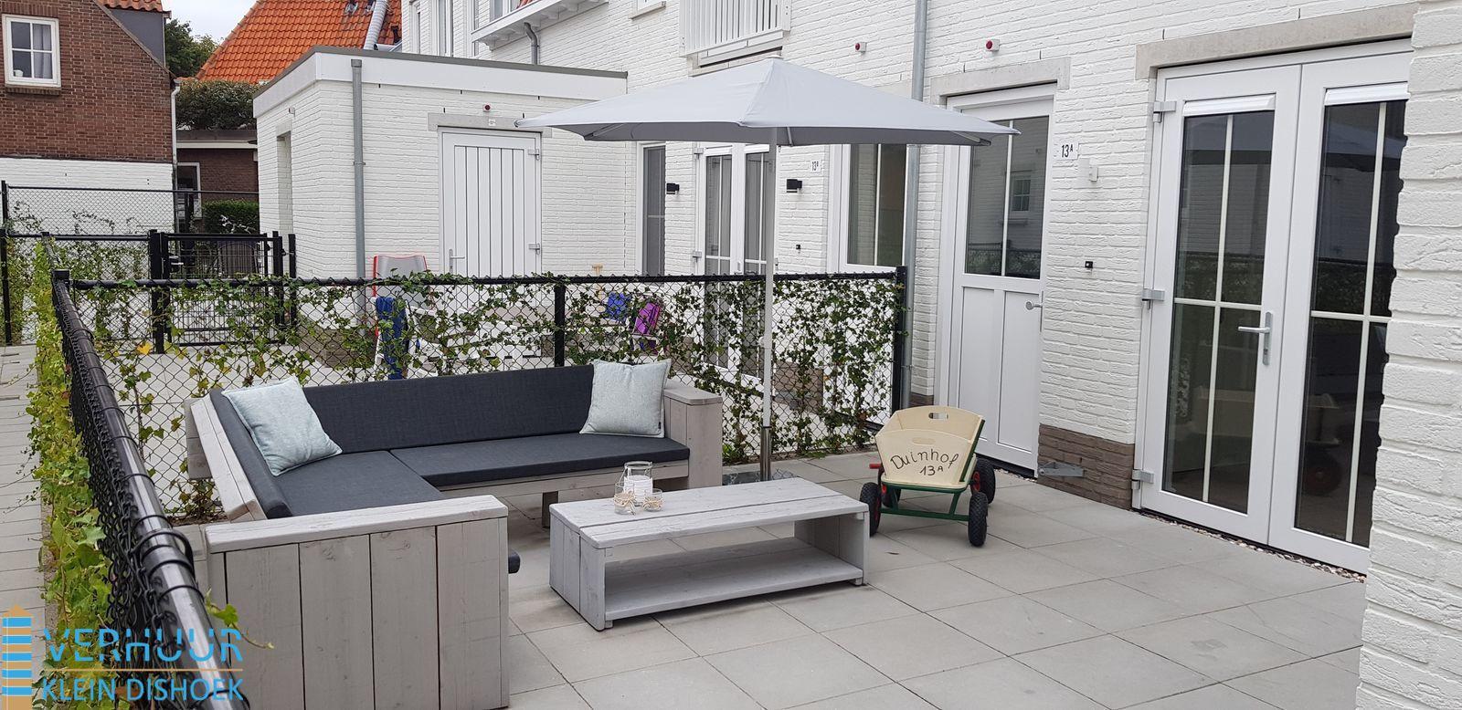 Vakantieappartement Duinhof Dishoek Luxe 4-6 personen