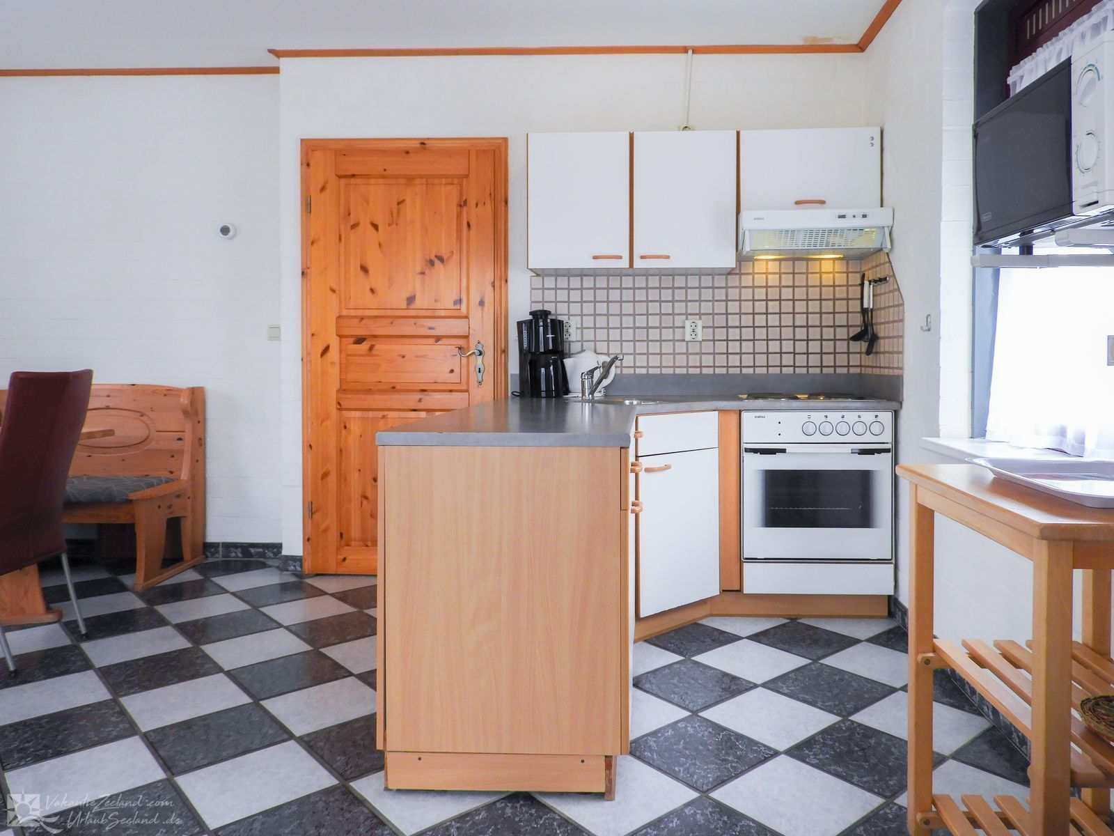 VZ022 Appartement Groede