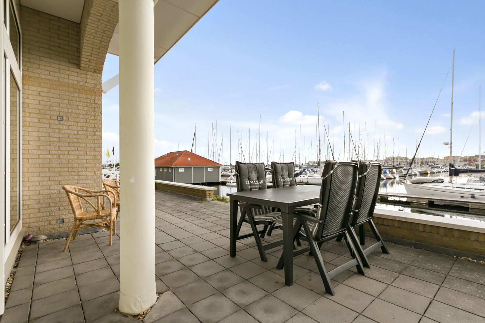Appartement Port Zélande Marina (8 personen) - Ouddorp (2E)