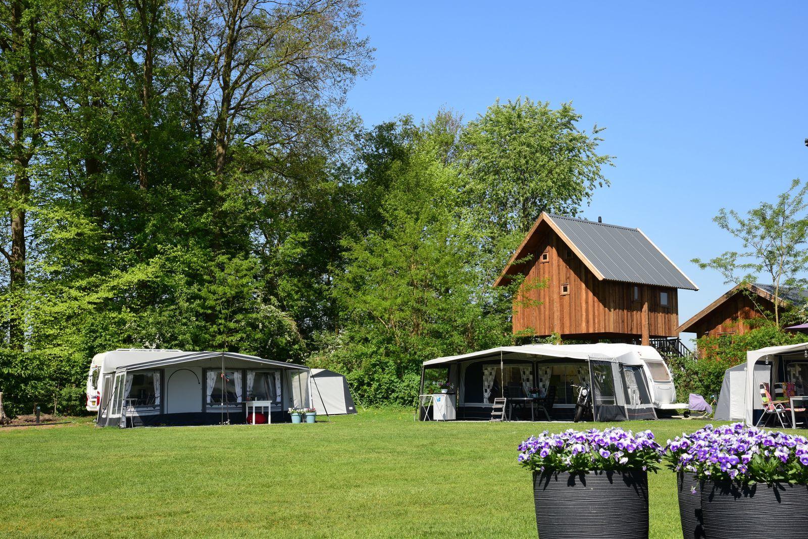 Maand Mei Extra kamperen