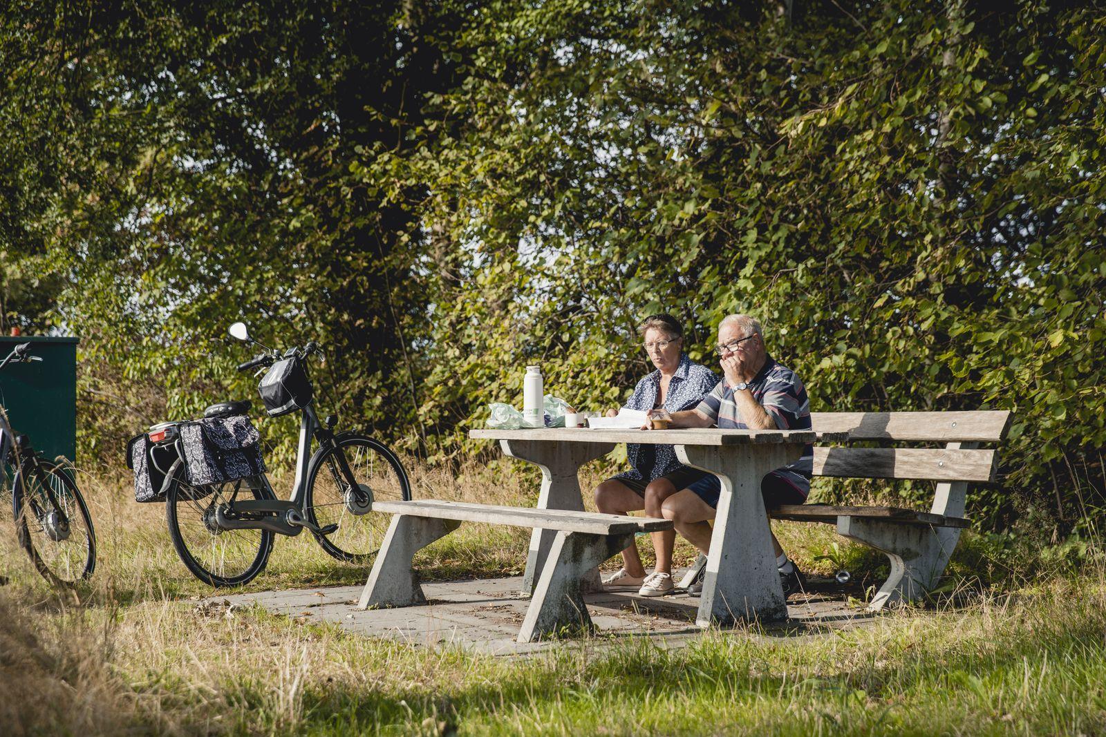 Reggestreek Fiets4daagse verblijf 6 dagen in een luxe accommodatie inclusief halfpension (2019)