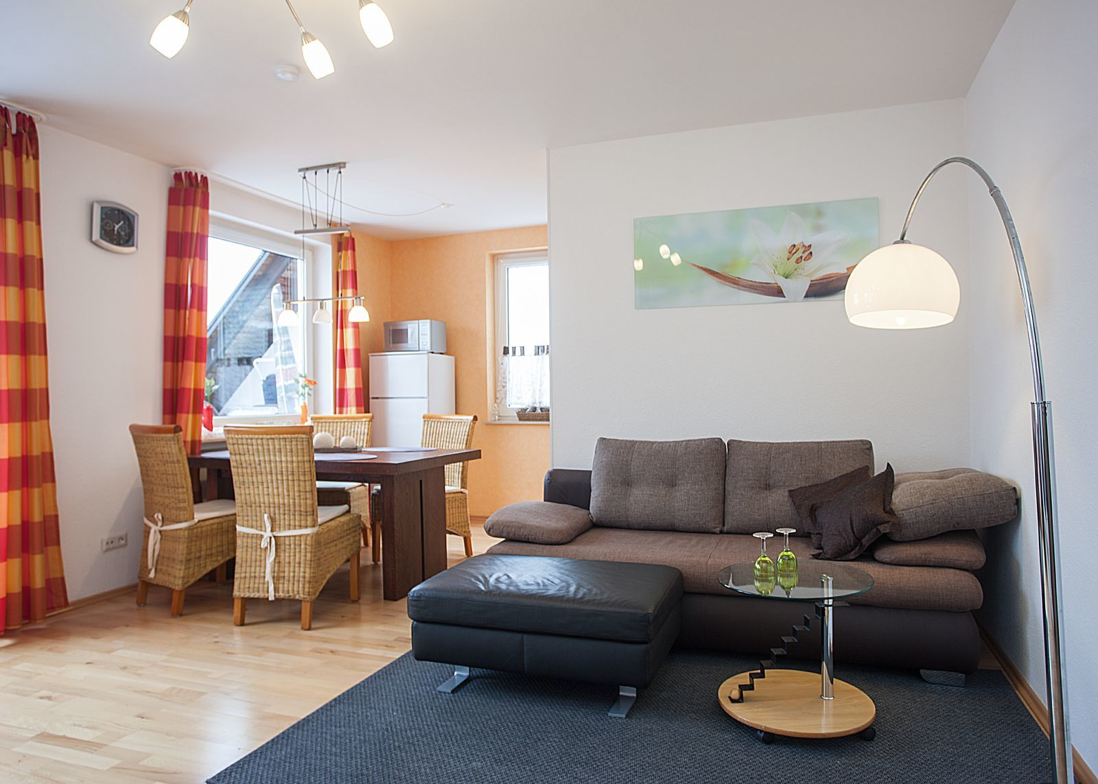 Appartement Burgstrasse 15-I