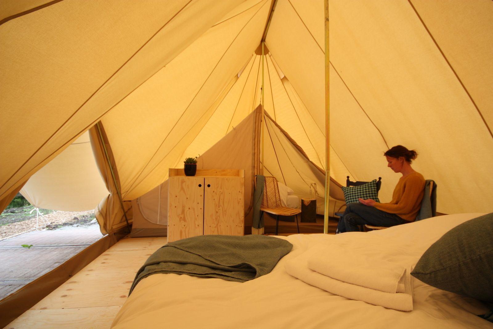 Zwier Tent | 3 bedden