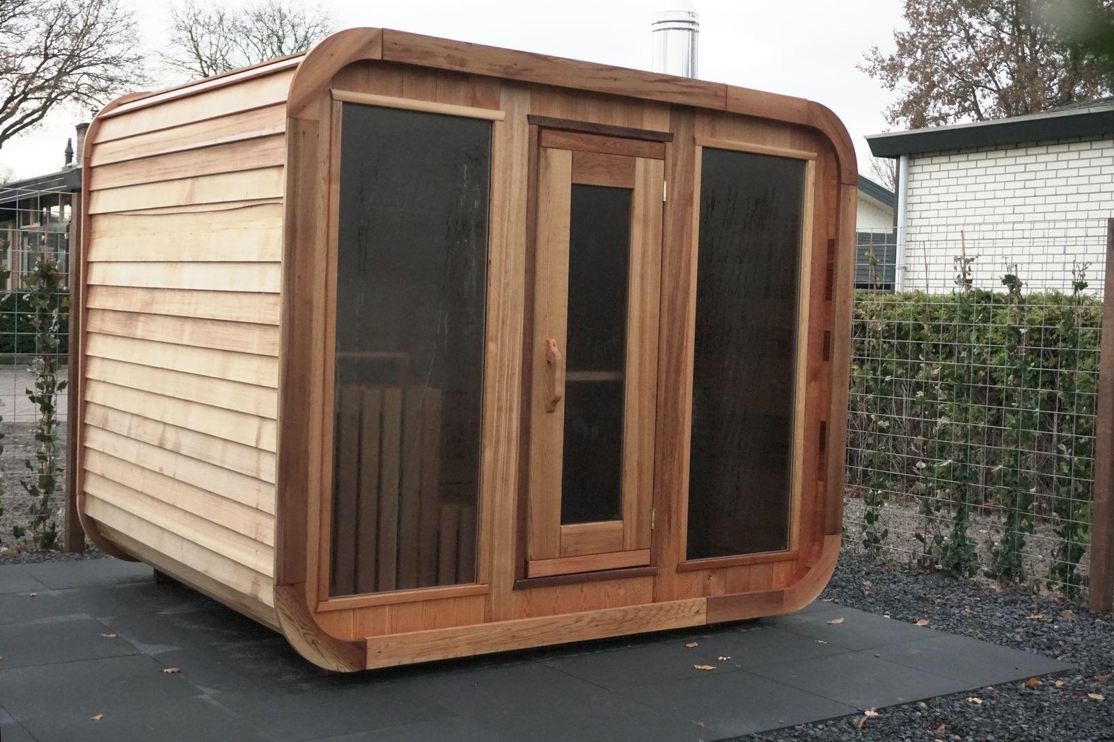 6 + 6 persoons Veluwe Villa met sauna