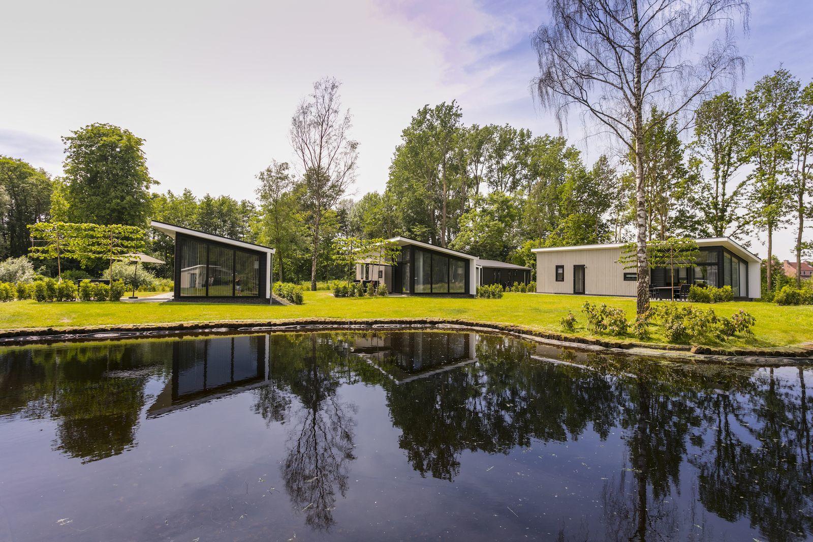 Lodge Grand Modern - 4 personen