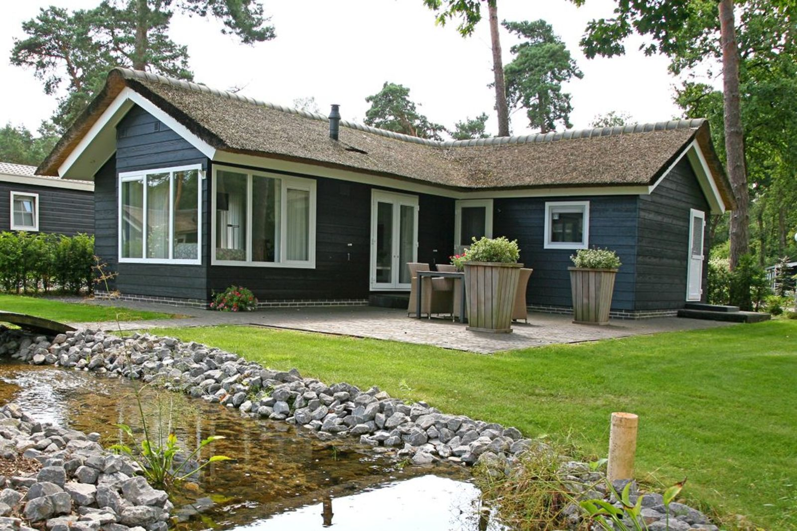 Lodge Pimpelmees - 4 personen