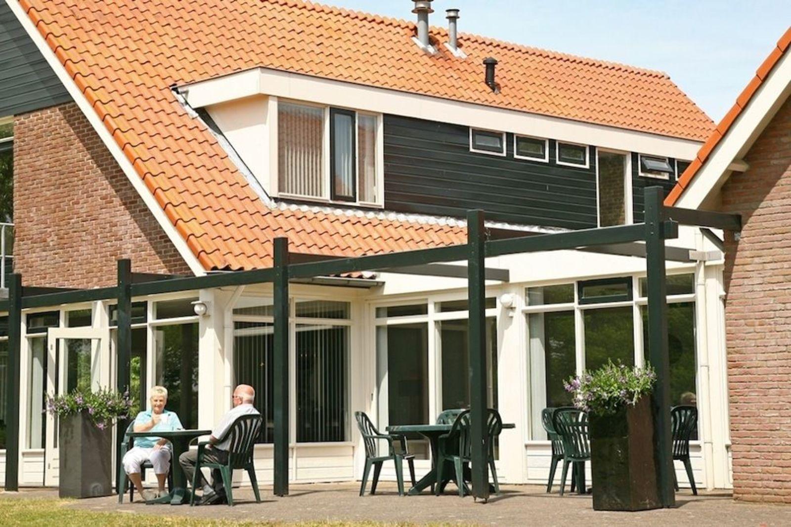 Vakantiehuis De Elsgraven - 28 personen