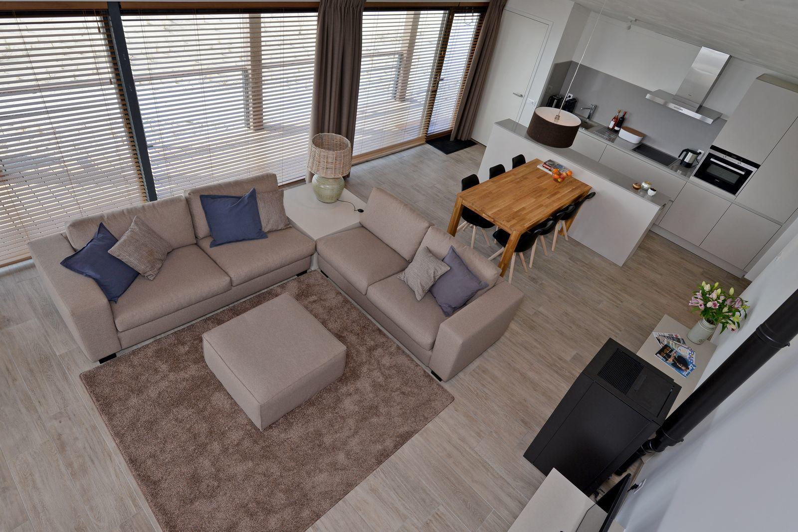 6 persoons Villa Comfort