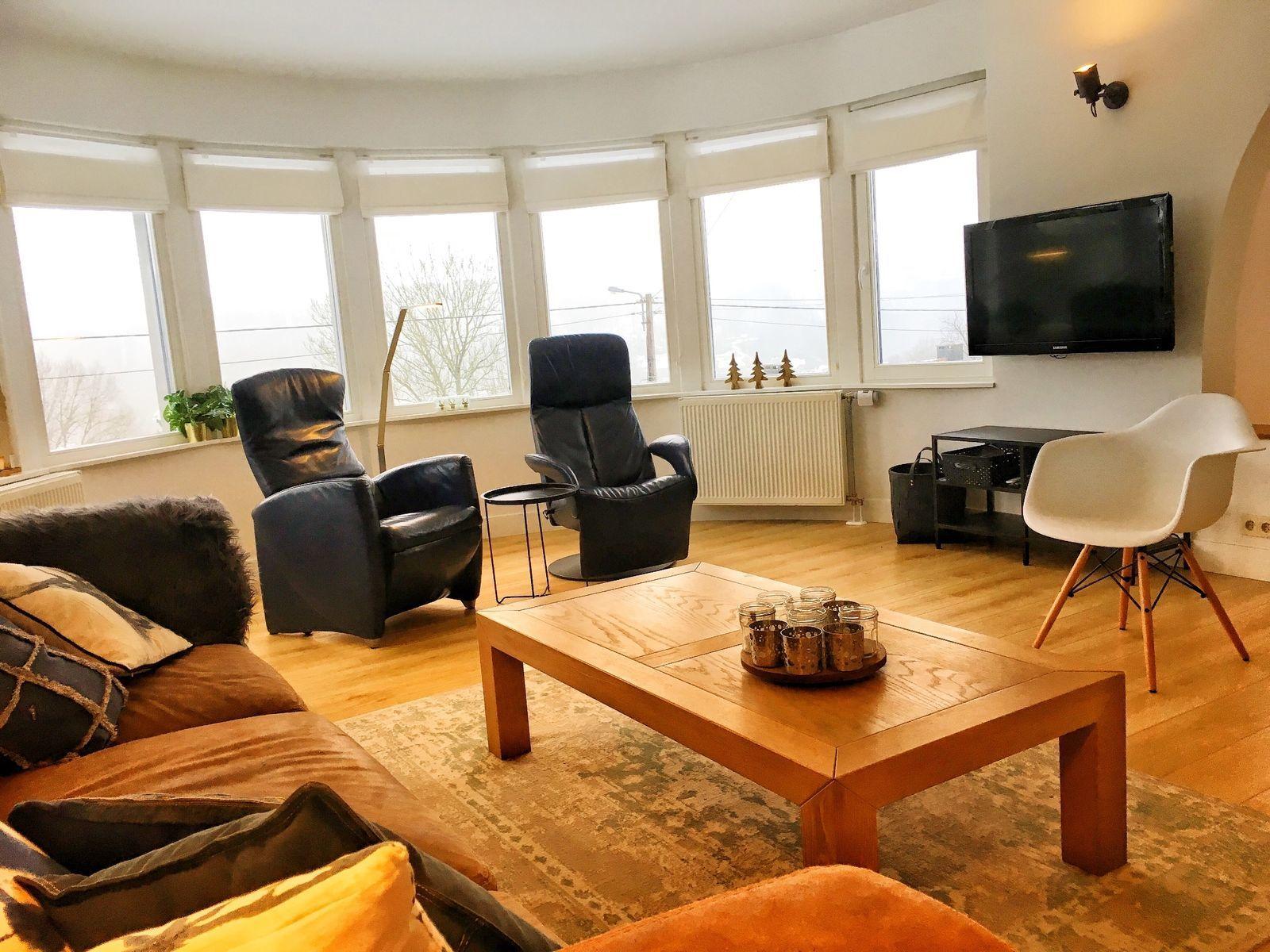 Villa les Pins Ardennen - luxe wellness vakantiehuis voor families
