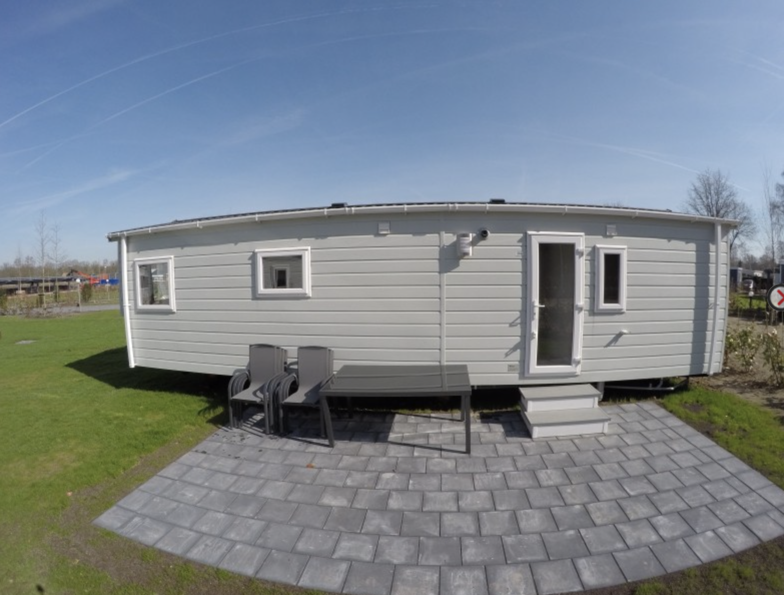 Mobile home | 6 pers