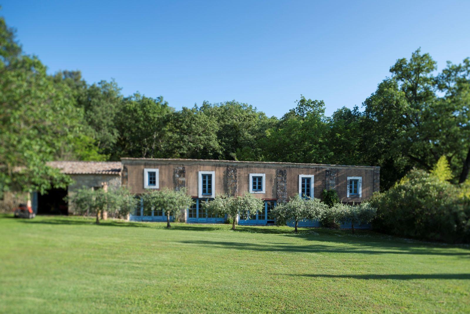 Le Mas du Gardon - vakantiehuis Belle de Nuit