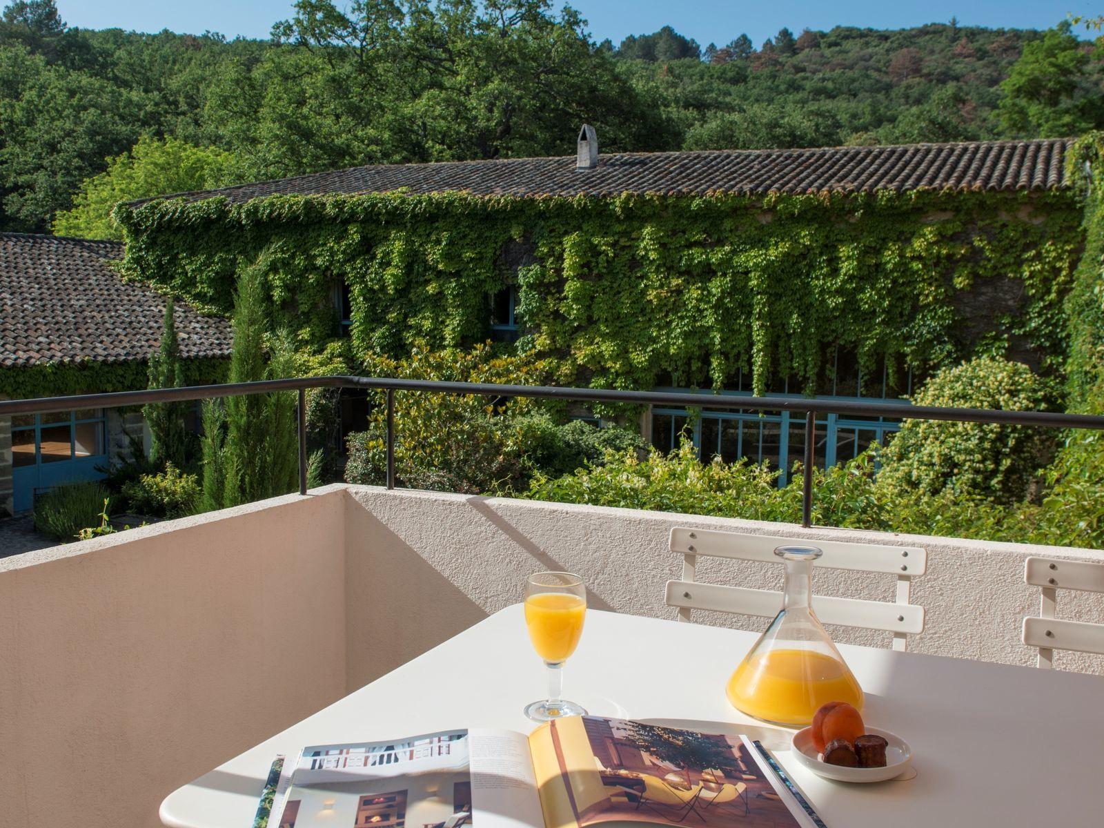 Le Mas du Gardon -  vakantiehuis Agave