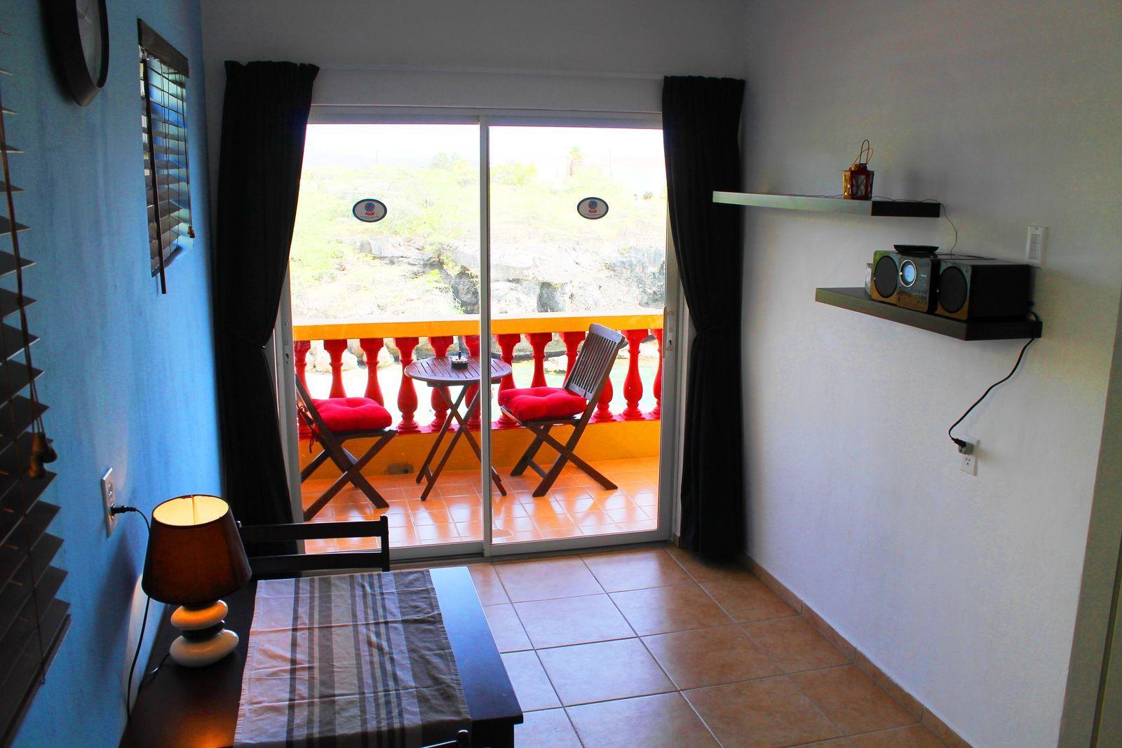 1 slaapkamer appartement aan zee 1e verdieping