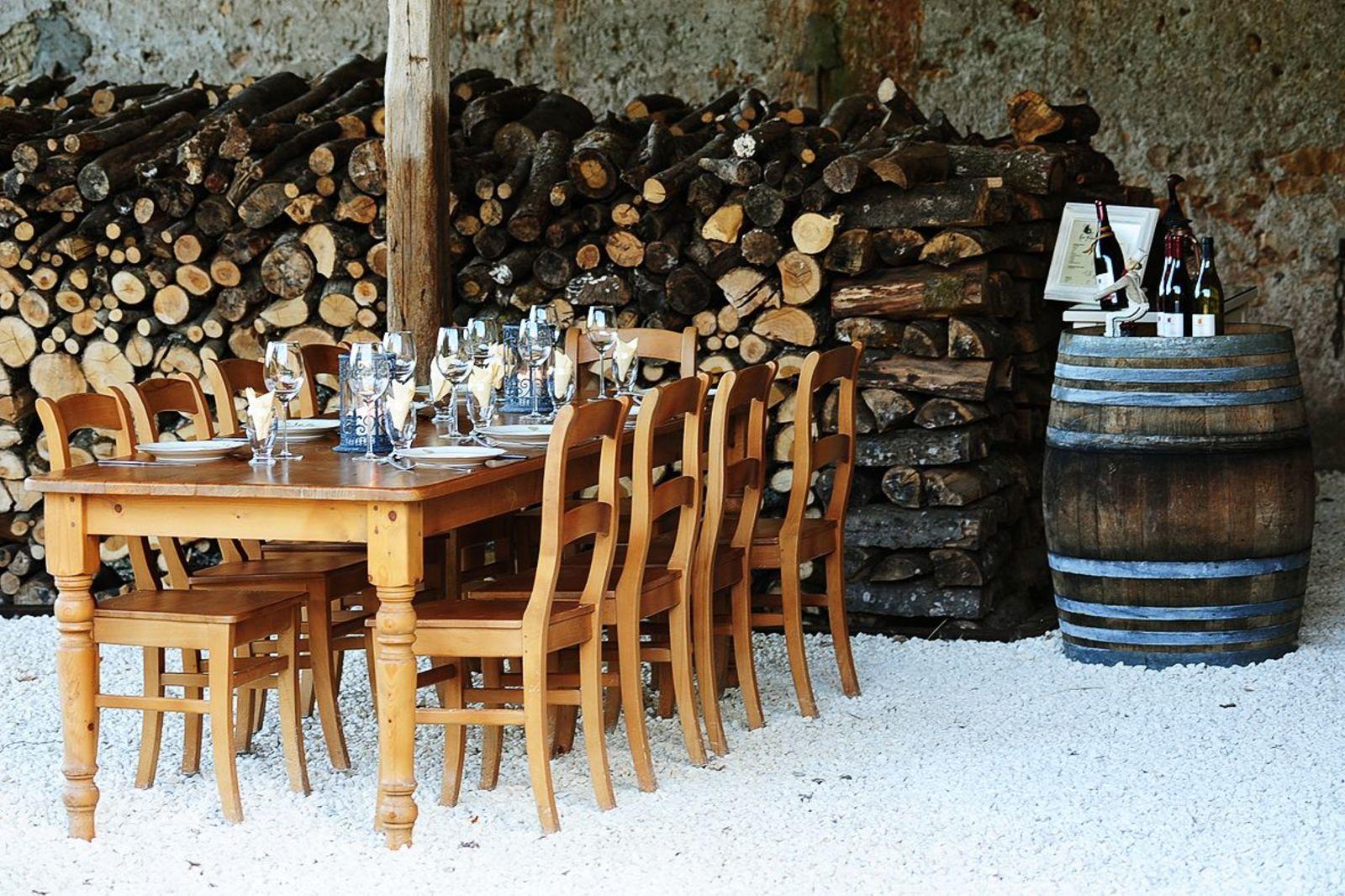 Glamping le Col Vert Bourgogne