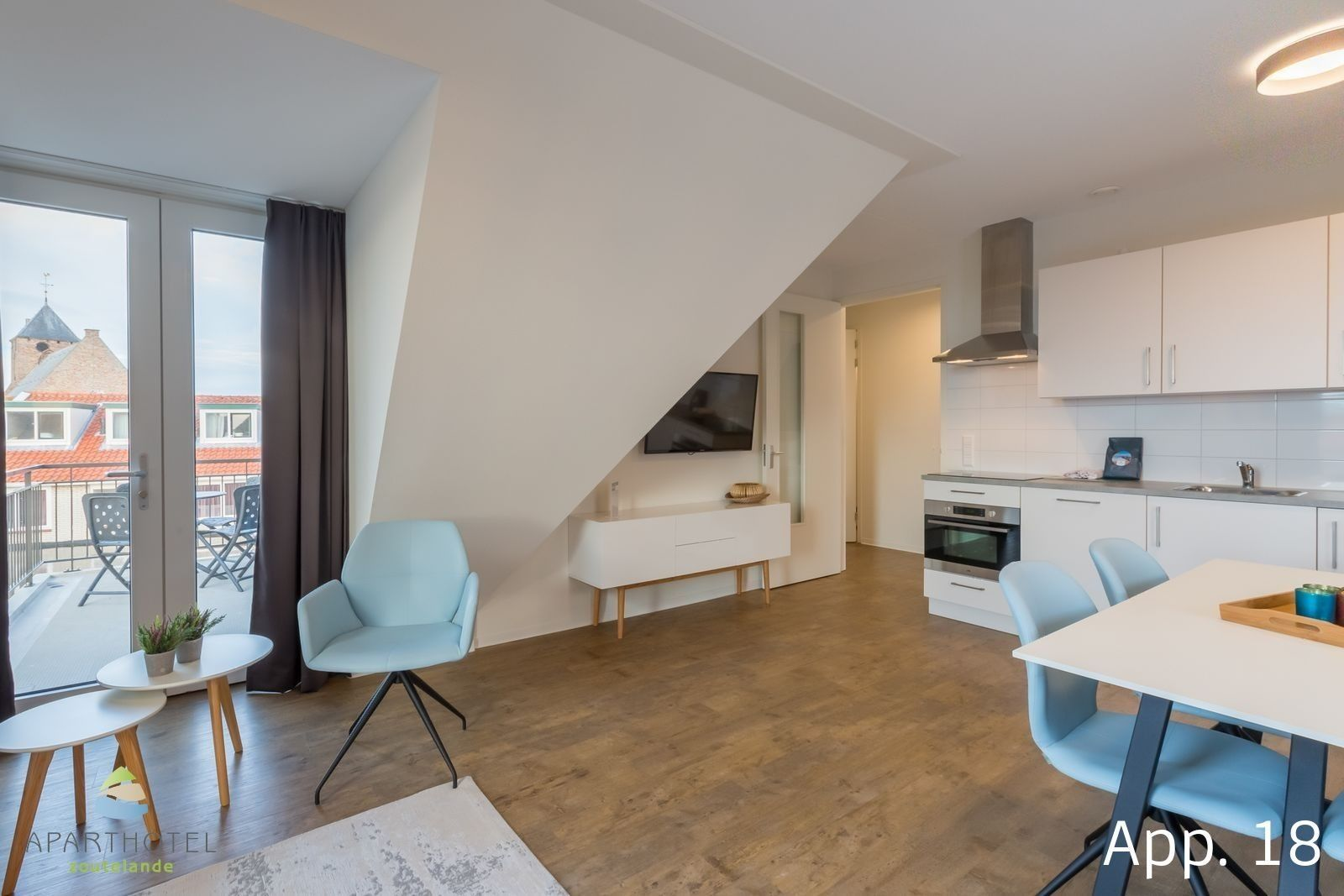 Luxuriöses Appartement für 6 Personen