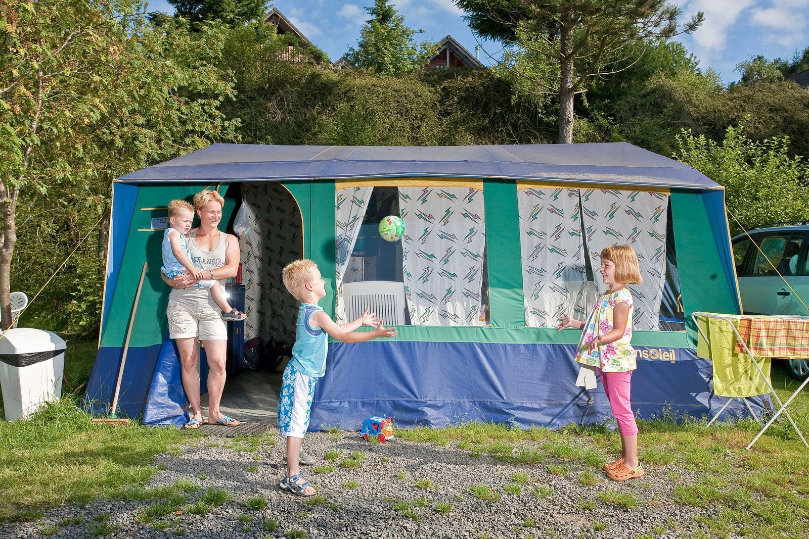 Bungalow Tent 6 people