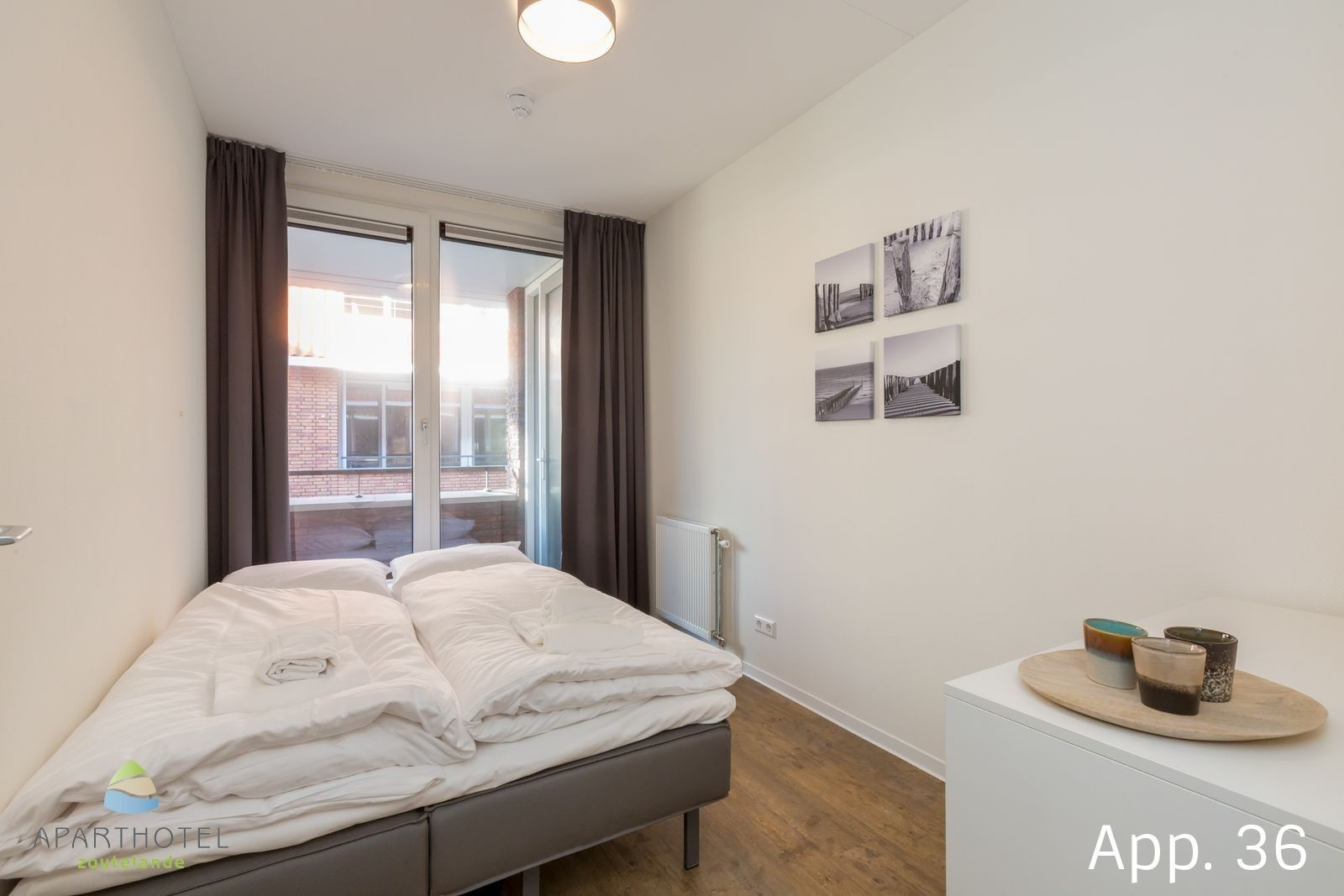 Luxuriöses Appartement für 3 Personen