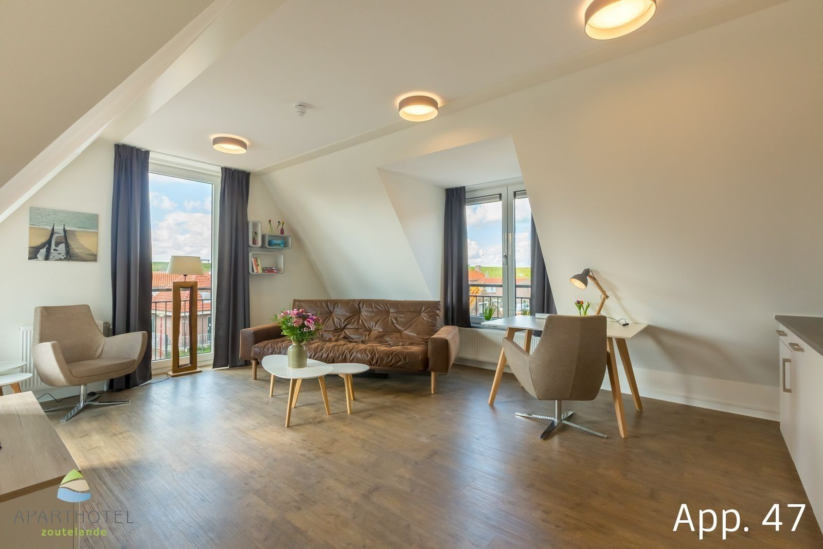 Luxuriöses Appartement für 5 Personen
