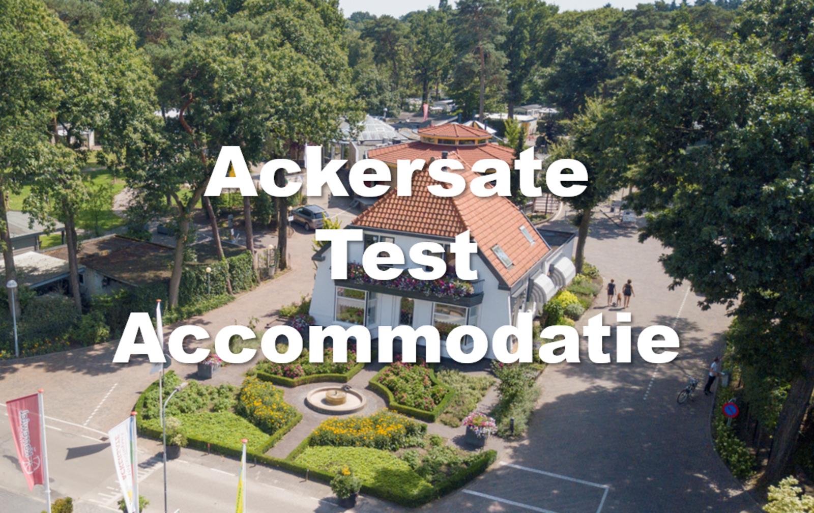 Ackersate Test