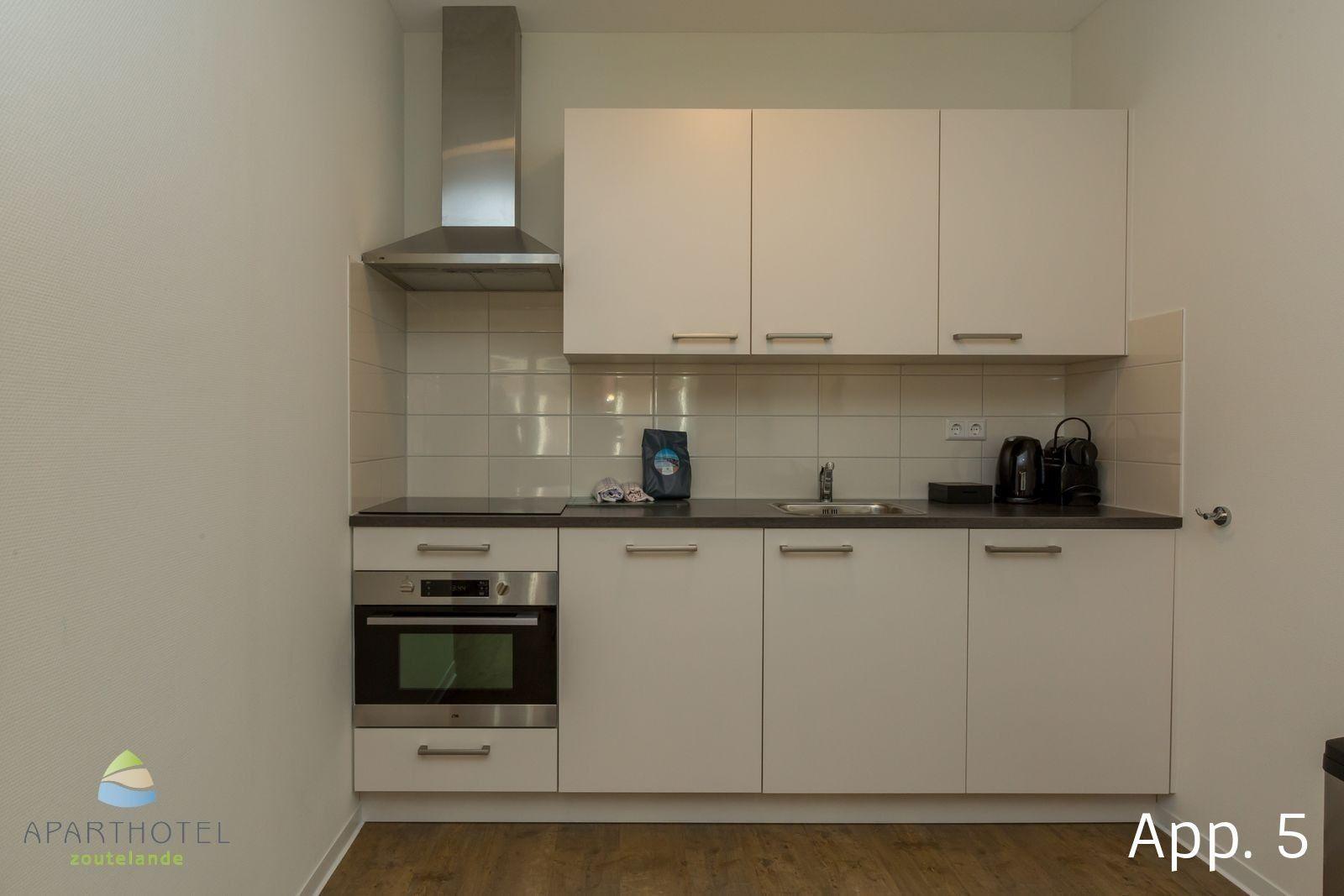 Luxe 4 persoons appartement (huisdieren toegestaan)