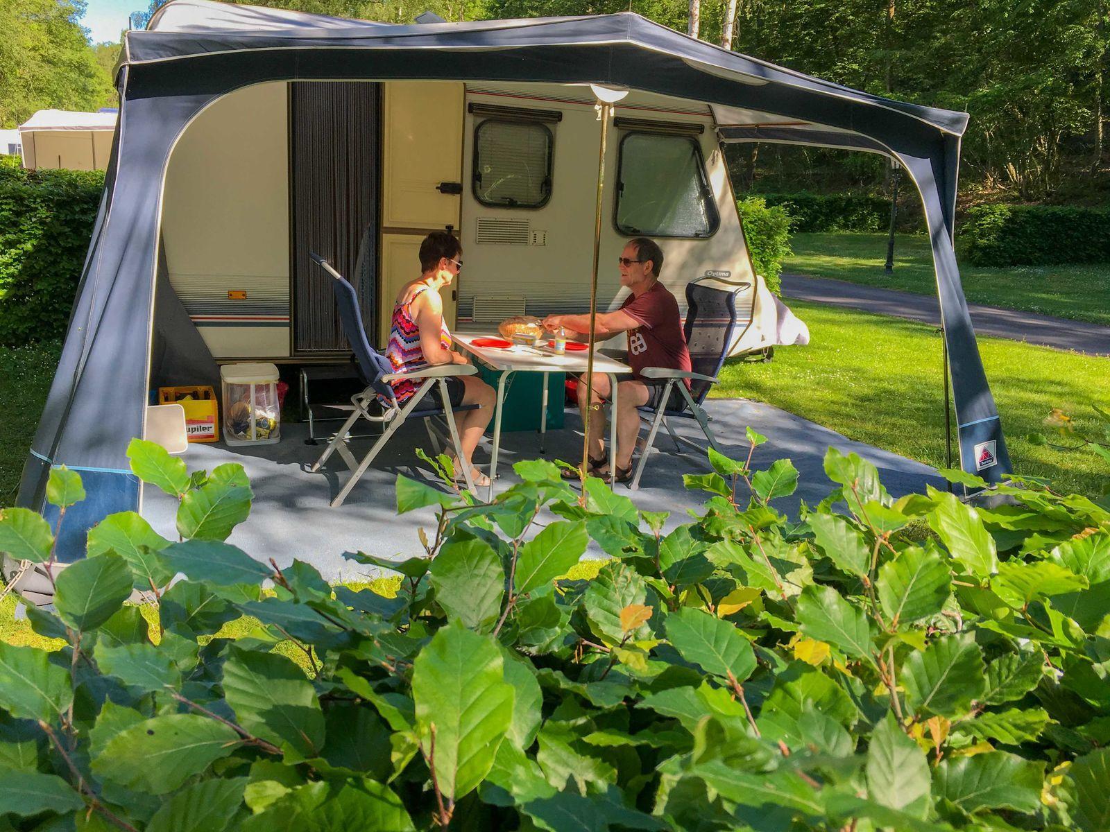 Camping Pitch XL